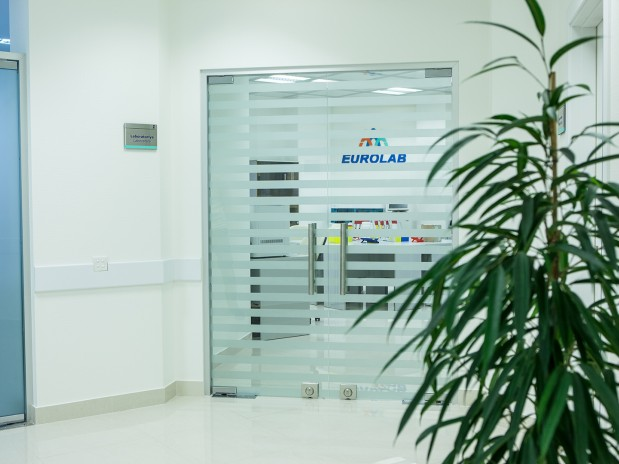 EUROLAB – Private Medical Center, turnkey project, 500 sq.m