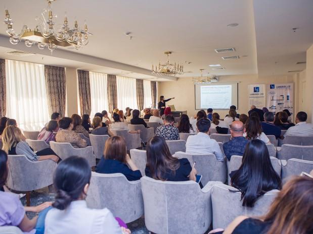 LABSERVIS LTD şirkəti tərəfindən Roche Diagnostics (İsveçrə) şirkətinin informasiya dəstəyi ilə seminar keçirilib